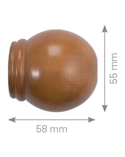 Terminal Bola madera