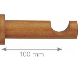 soporte frente cilindro madera