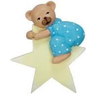Yellow star bear