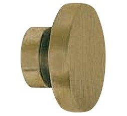 Terminal cap bronze ring