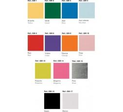 colores disponible galería