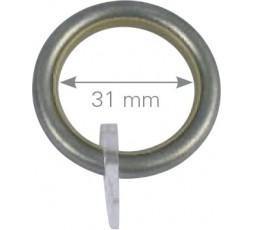 Round ring tin