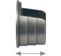 Tin lateral support