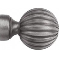Pewter tin ball terminal