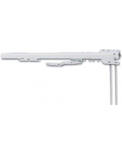 Extendable rail