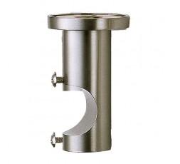Soporte cilindro techo acero inox