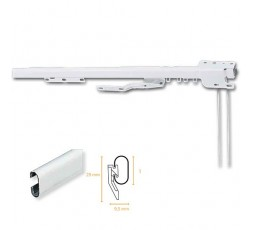 Curtain Rail 9000