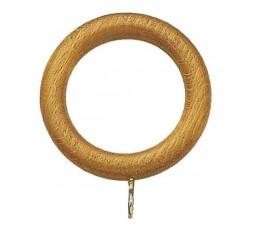 Round ring wood