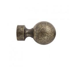 Antique Brass Ball Terminal