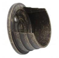 Lateral brass bracket
